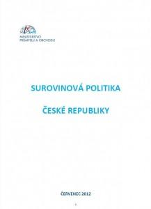 Pozvánka na debatu o surovinové politice ČR (BIOM)