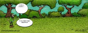 Komiks Dajbych