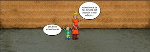 Komiks Co je homeopatie