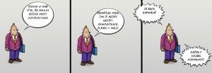 Komiks jak rozleptat solární business zevnitř