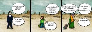 Komiks_Babis_vyhrozuje_a_mala_srovnani