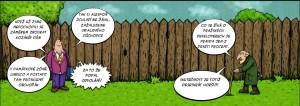 Komiks Floweast zaluje invalidniho duchodce za to ze se odvolal