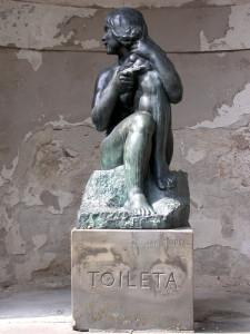 Jan Stursa Toileta