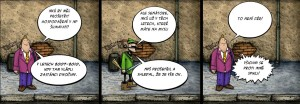 Komiks_Vsichni_se_proti_nemu_spikli