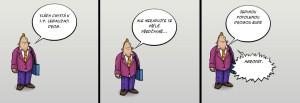 Komiks Aprilove cislo naseho monitoringu legislativy
