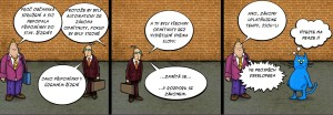 Komiks Marsmeloun