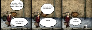 Komiks Furt pisou