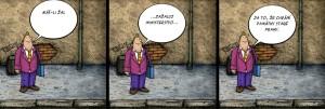 Komiks Máš-li žal