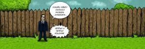 Komiks Poznas kdo jsem